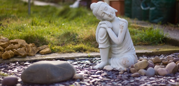 4332713390_623910c93d_o Backgarden Buddha care of Flickr Daz Smith