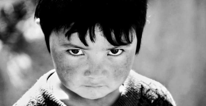 mad child via Flickr Daniela Hartmann