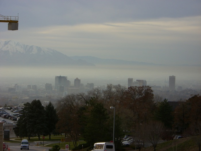 Salt Lake inversion