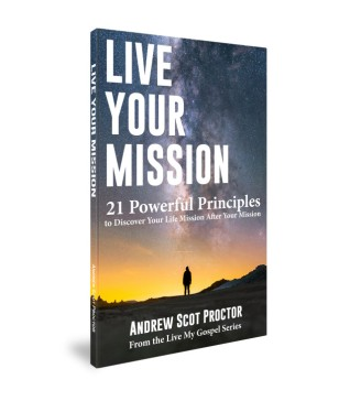 live your mission cover
